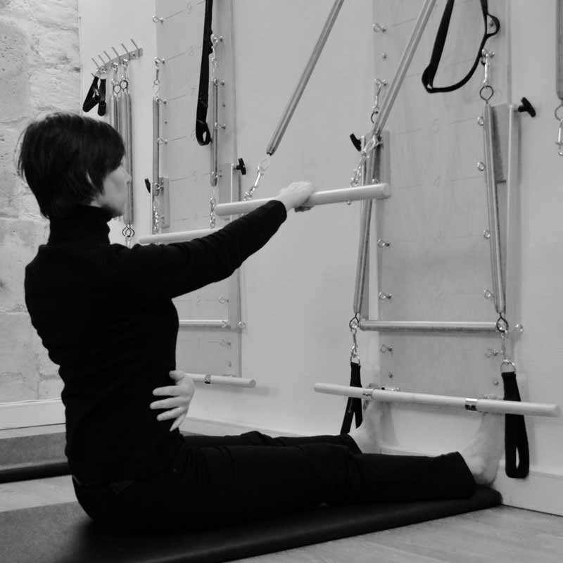 Pilates Springboard Courses Paris