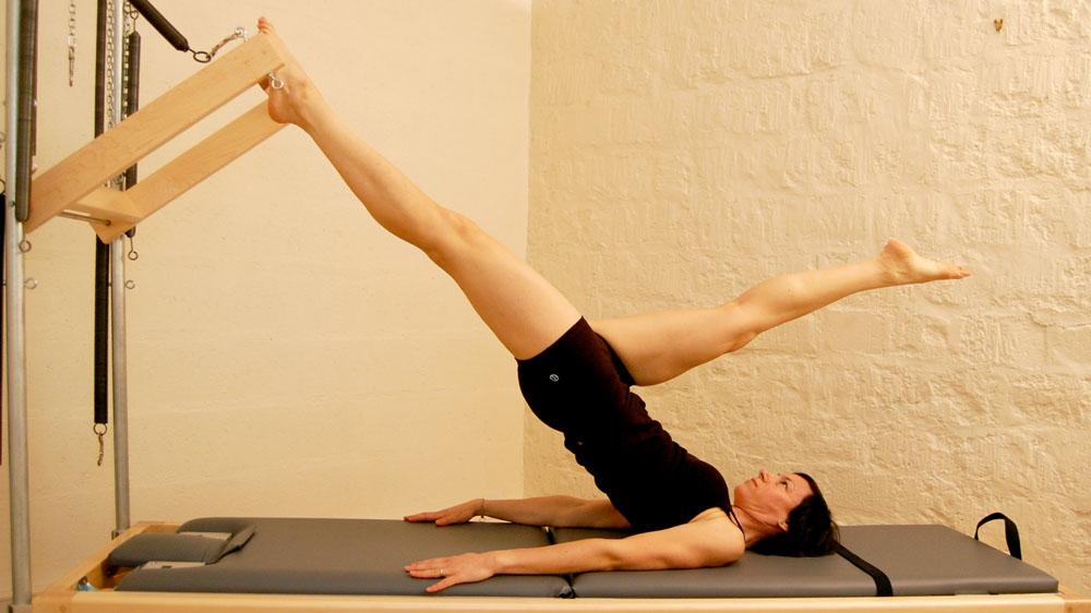 Exercise Paris Pilates
