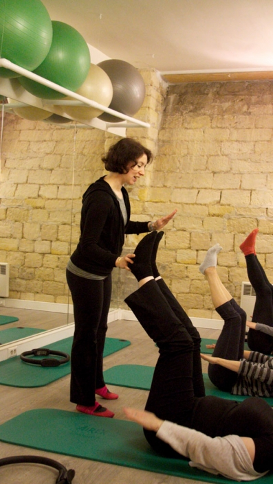 Paris Pilates, exercices