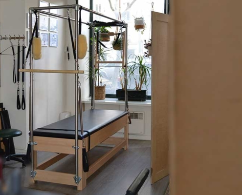 Pilates Cadillac – Paris Pilates
